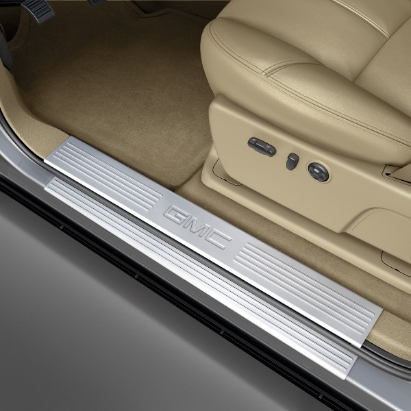 Door Sill Plates or Door Step Shields - Front & Rear sets