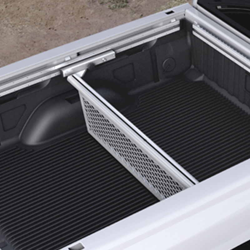 2013 Silverado 1500 Bed Divider - Sliding, For Use With Cargo Manageme