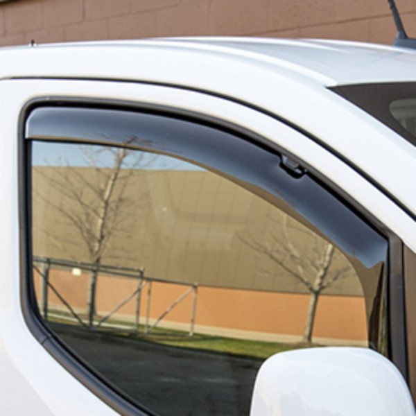 2016 City Express Side Window Weather Deflector