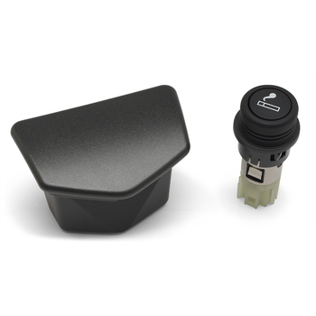 Smoker's Package - Ashtray, Lighter and Housing