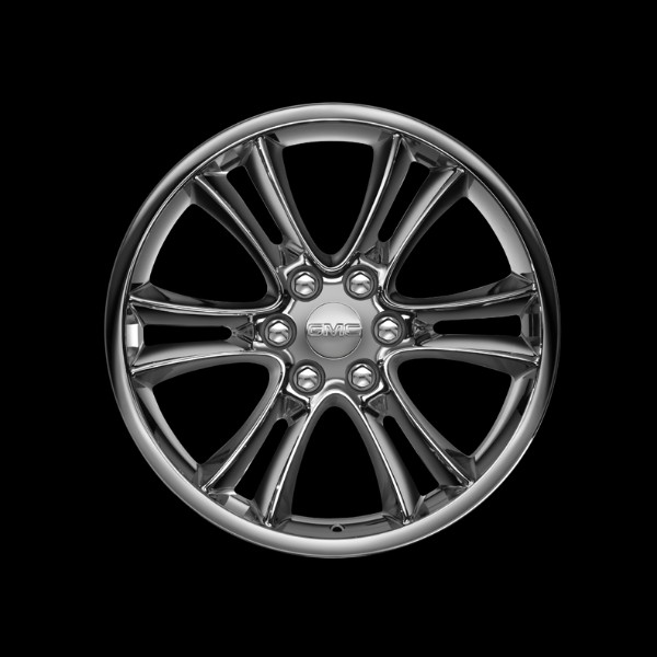 2014 Acadia 20 inch 12-Spoke wheel, Chrome, Style RV981, 4 Pack
