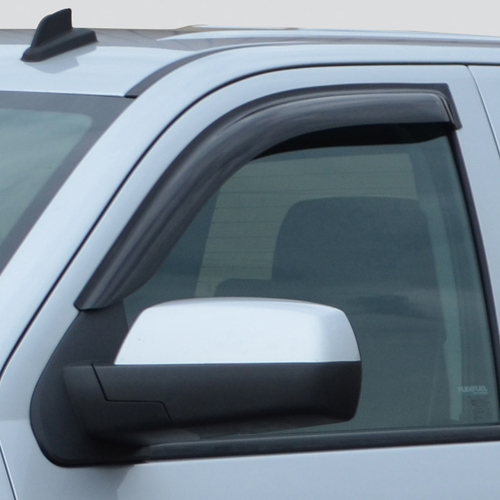 2016 Silverado 3500 Regular Cab Side Window Weather