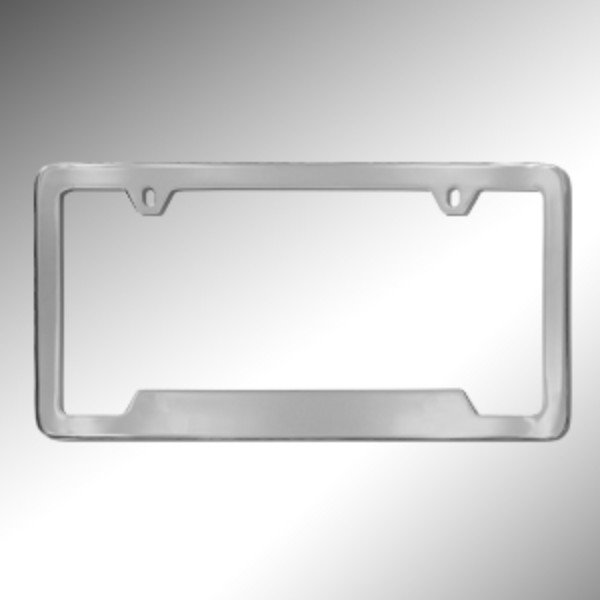 2017 Encore License Plate Frame, Chrome