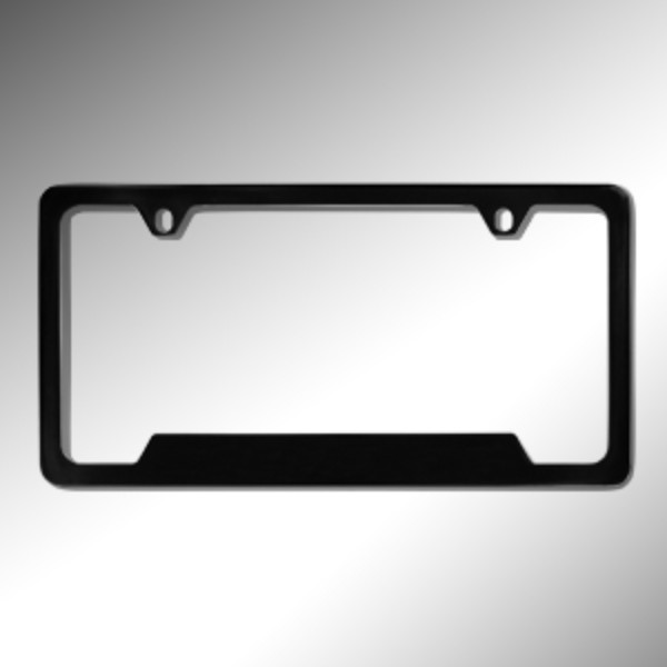 2017 Encore License Plate Frame, Black