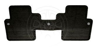 2009 - 2012 Floor Mats - Rear Carpet Replacements