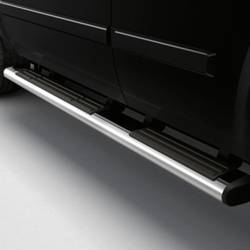 2012 Yukon Assist Steps - Chrome, Tubular Oval Design