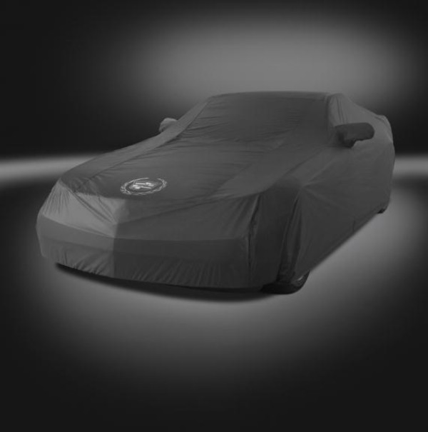 2013 CTS-V Wagon Vehicle Cover Outside All Weather Gray