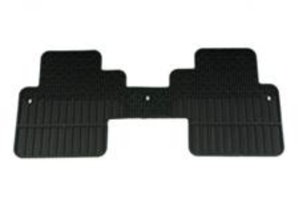 2013 Enclave Floor Mats Rear Carpet Replacements, 2nd Row Captains Cha