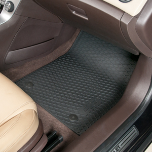 2012 Cruze Floor Mats - Front and Rear - All Weather, Ebony