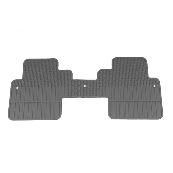 2016 Traverse Floor Mat, 2nd Row All Weather, Titanium, Captains Chai