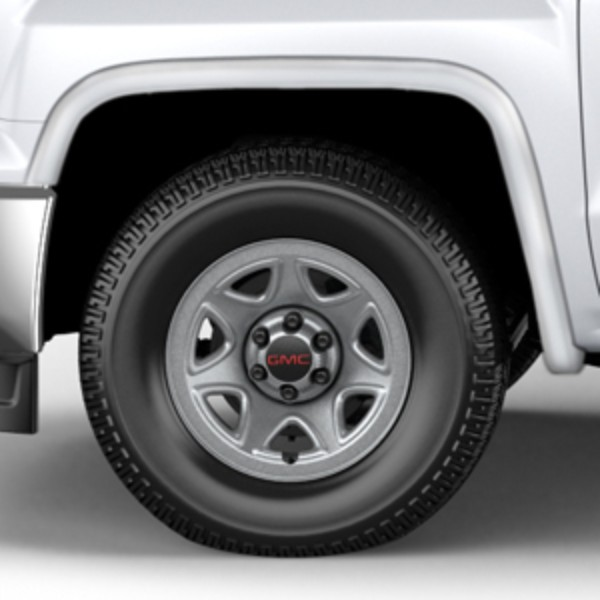 2015 Sierra 1500 Fender Flares Front and Rear Sets Summit ...