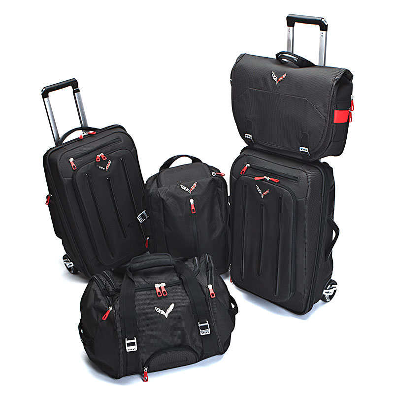2018 Corvette Stingray Luggage, 5-Piece Set