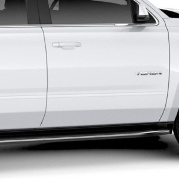 2015 Suburban Bodyside Molding Package Summit White