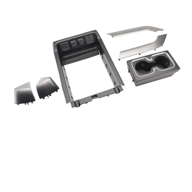 2015 Sierra 2500 Interior Trim Kit Double Cab Synthesis