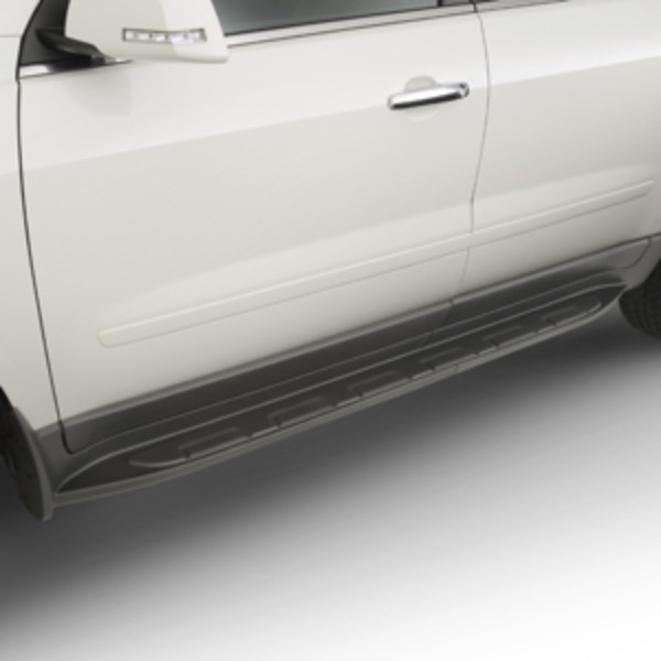 2015 Traverse Running Boards, Anthracite