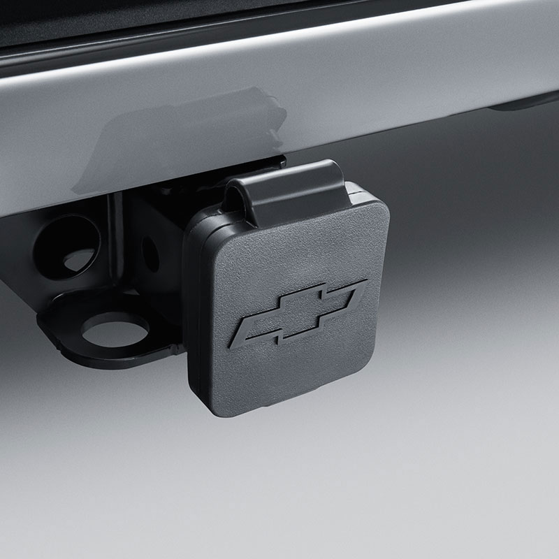 2016 Traverse Trailer Hitch Cover with Chevrolet Logo