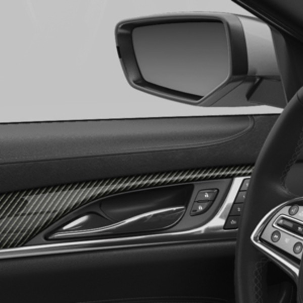 2015 CTS Sedan Interior Trim Kit, Serval Carbon Fiber