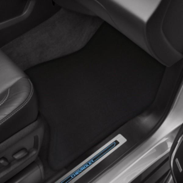 2011 Chevrolet Suburban 1500 Interior: 2016 Suburban Premium Carpet Floor Mats Front Replacements