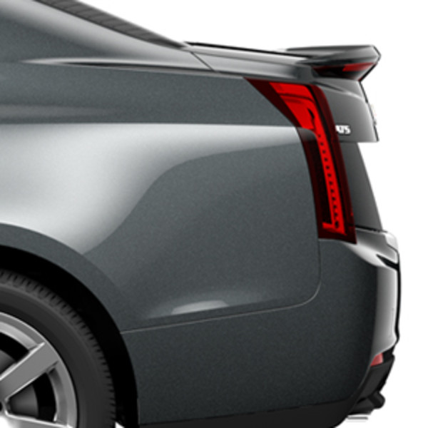 2018 ATS Spoiler Kit, Rear Spoiler, Phantom Gray Metallic