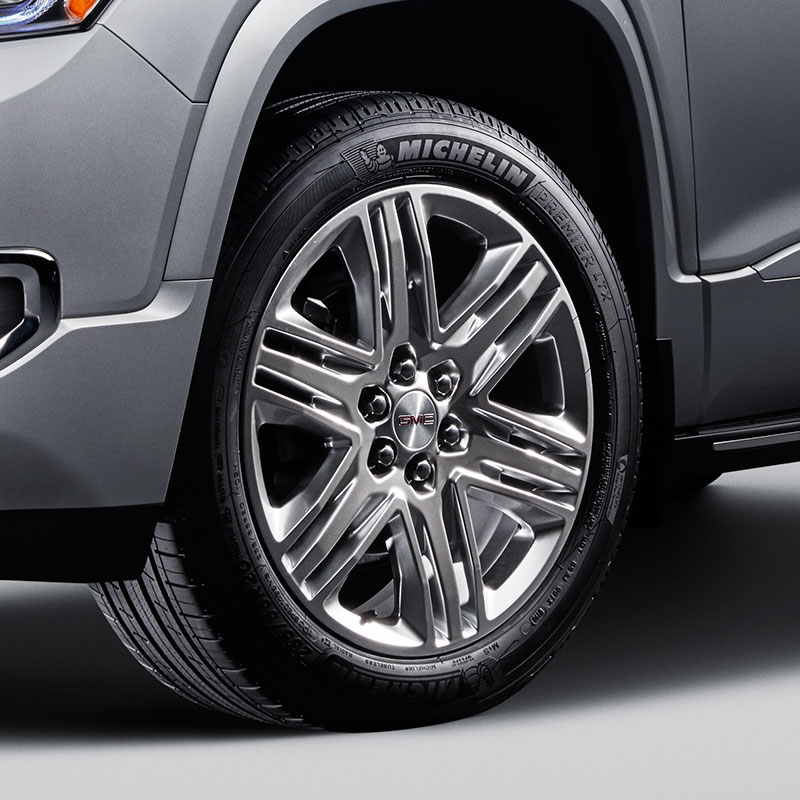 2018 Acadia 20-Inch Wheels Painted Sterling Silver - Single