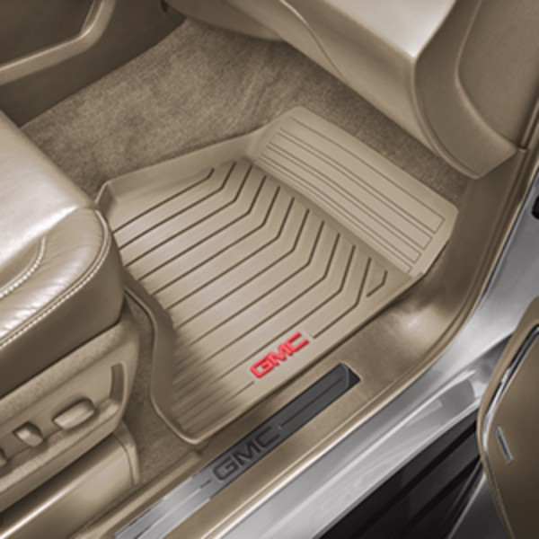 Cargo Liner For Cars Suvs And Minivans 2015 yukon cargo area mat all weather ebony 2015 yukon floor mats ...