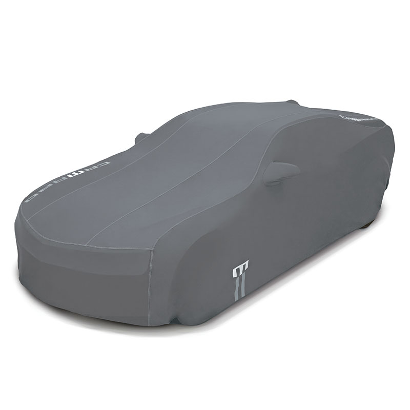 2018 Camaro Vehicle Cover Outdoor, Gray