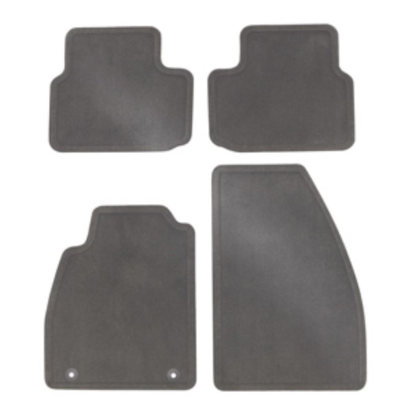 2015 Malibu Front And Rear Carpet Replacement Floor Mats