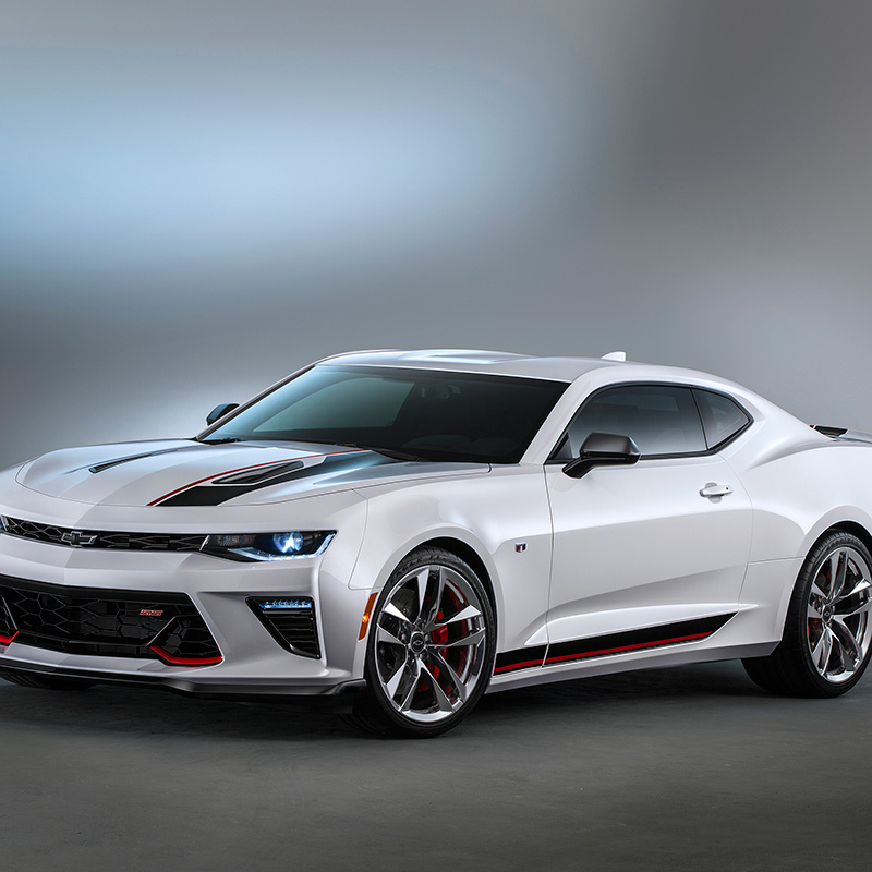 2016 Camaro Graphics Package, Performance, SS Coupe Models