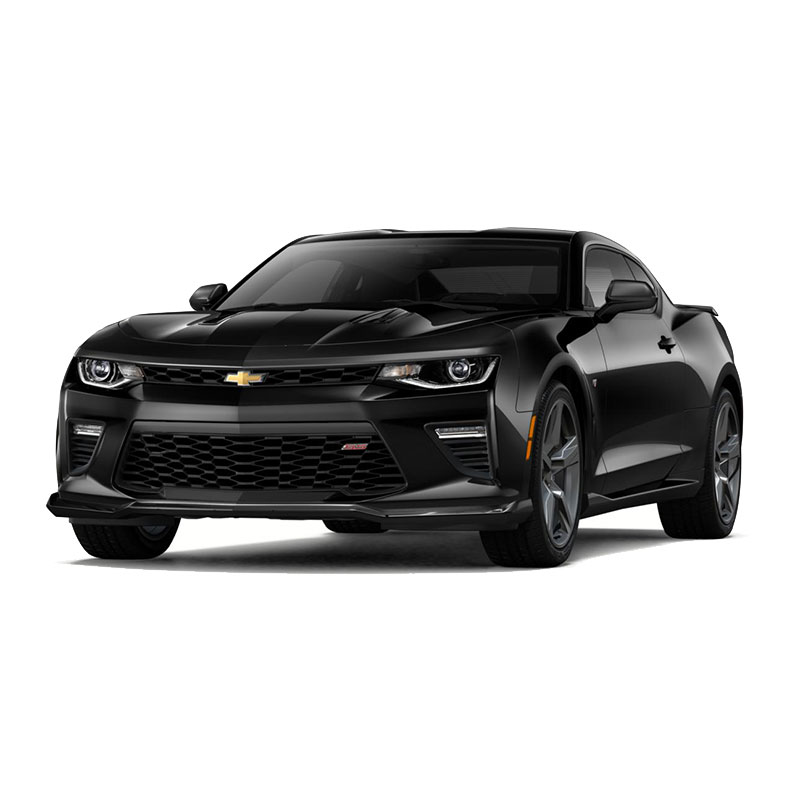 2017 Camaro Ground Effects, Black, SS Models - (NPP)