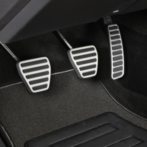 2017 Camaro Pedal Covers - Manual Transmission