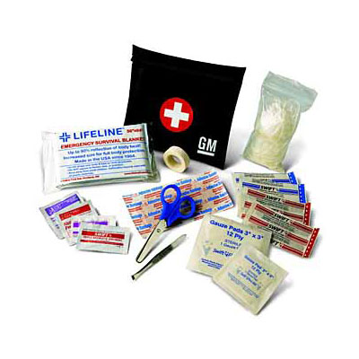2012 Corvette First Aid Kit
