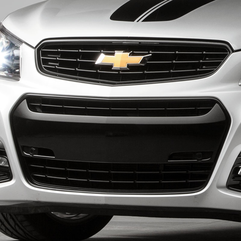 2017 Chevy Malibu Interior >> 2016 SS Front Fog Bezel Package in Black for MY16 Vehicles