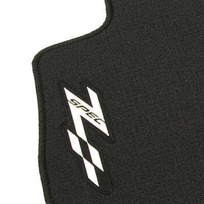 2012 Sonic Floor Mats Z Spec Front And Rear Black