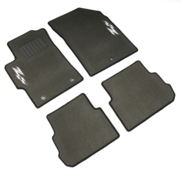 2014 Cruze Z Spec Floor Mats Front Rear Carpet