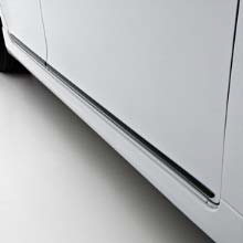 2012 Cruze Bodyside Molding Package, Black