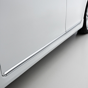 2012 Cruze Bodyside Molding Package, Chrome