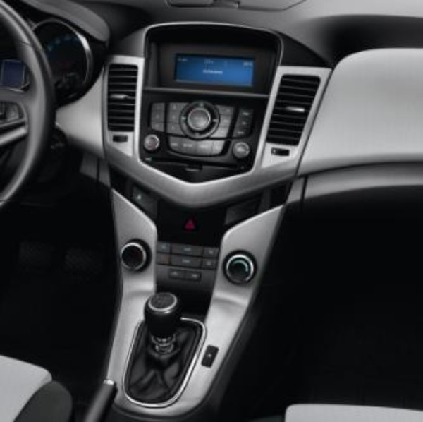 2012 Cruze Interior Trim Kit, Optic Check pattern, Manual Trans