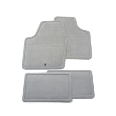 Floor Mats - Front and Rear Carpet Replacements, Titanium