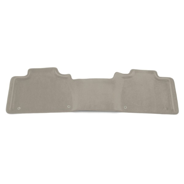 Floor Mats - Second Row 1 Piece, Titanium w/o Logo