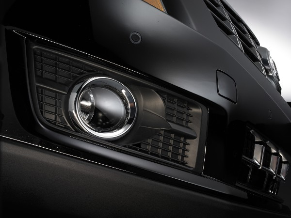 2010 SRX Fog Lamp Kit