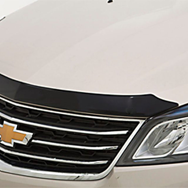 2016 Traverse Bowtie, Black, Front and Rear | 23213446