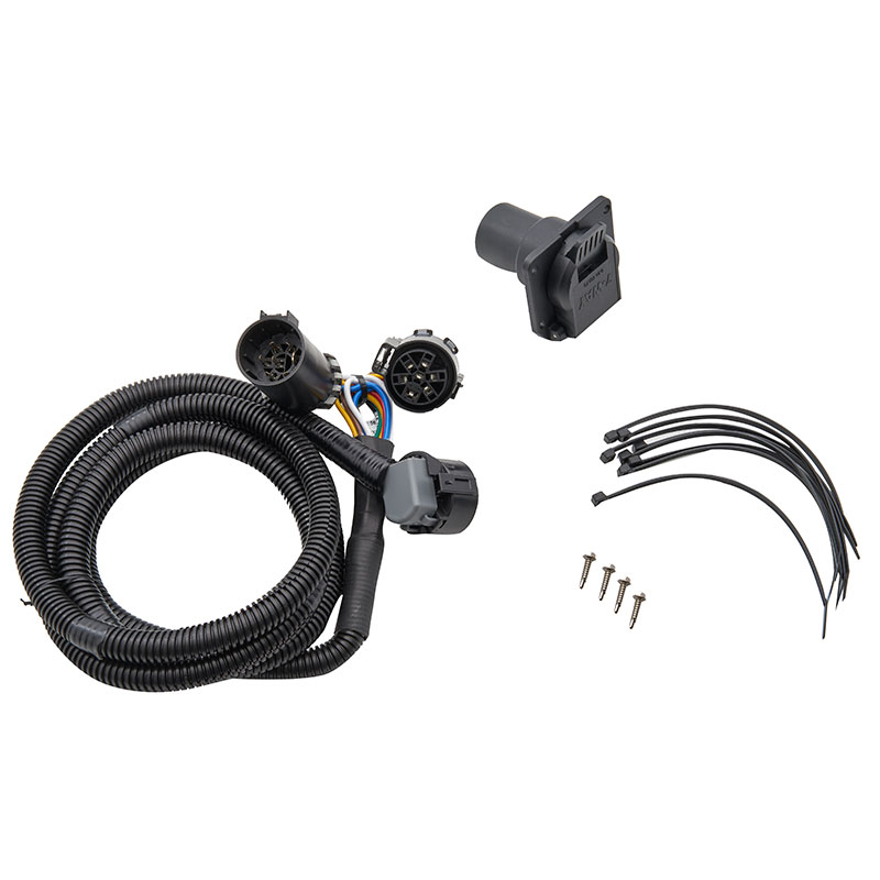 2019 Silverado 3500 7 Way Electrical Extension
