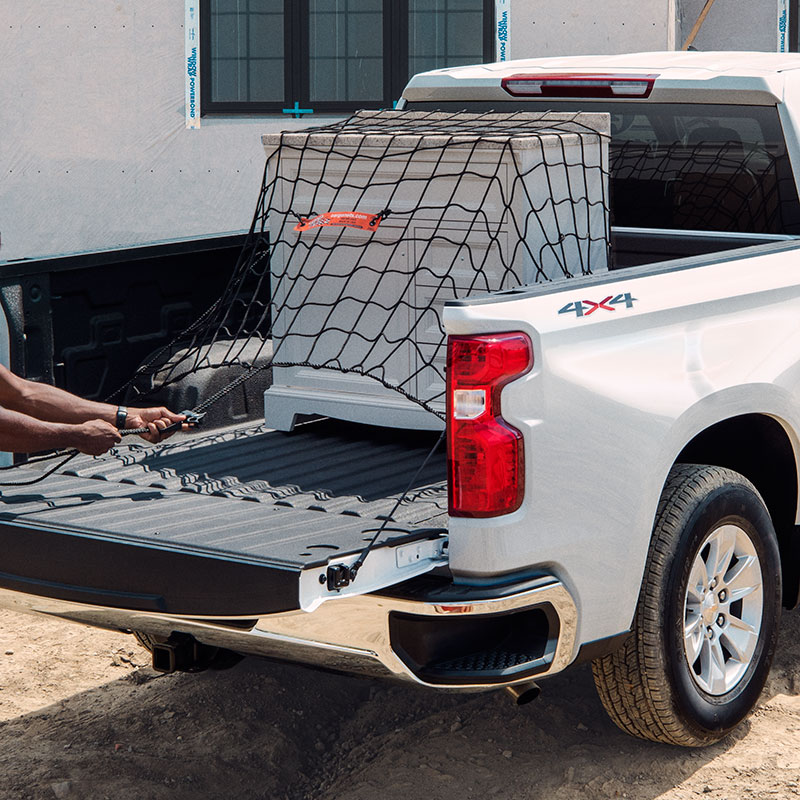 2019 Silverado 1500 Bed Net, Short and Standard Box