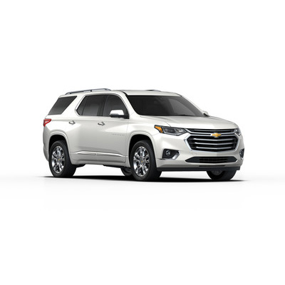 All New Traverse