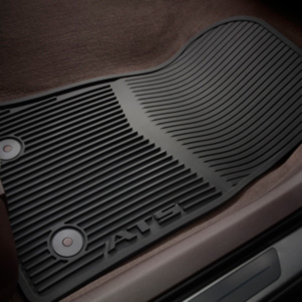 atsv coupe floor mats front and rear premium all weat