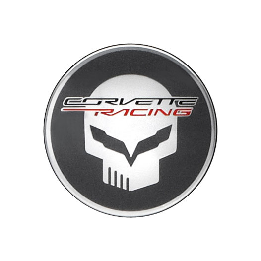 2015 corvette stingray interior trim badge, jake logo, black