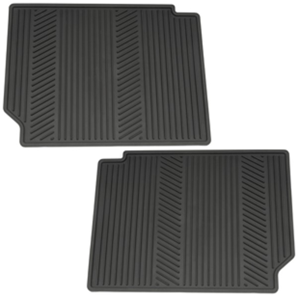 2010 2011 2012 Equinox Terrain Floor Mats - Rear - Premium All Weather