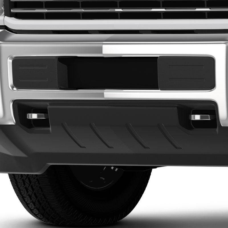2015 Silverado 2500 Tow Hooks Chrome 22850282