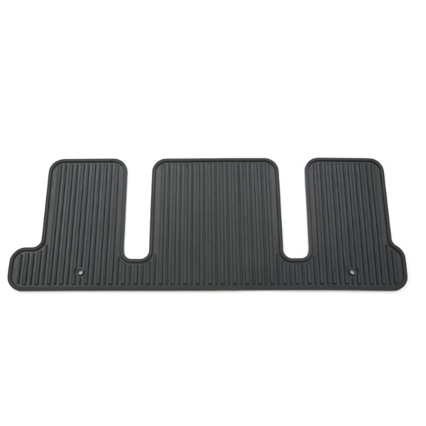 2013 Enclave Floor Mats, 3rd Row Premium All Weather, Cocoa