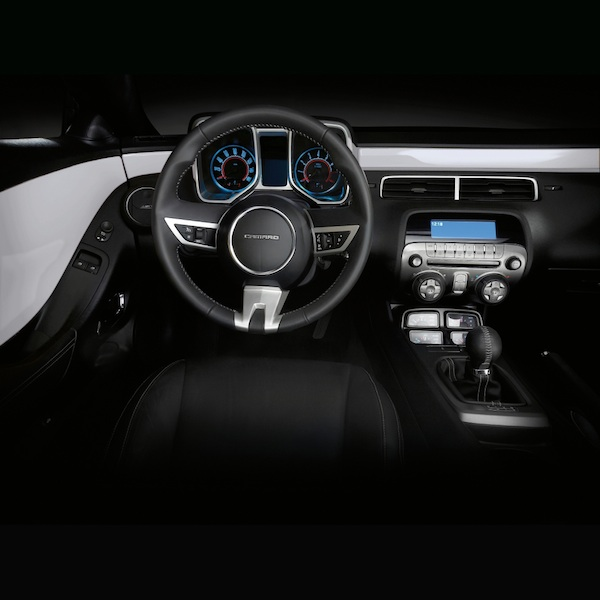 2010 Camaro Interior Trim Kit - Silver (GAN)